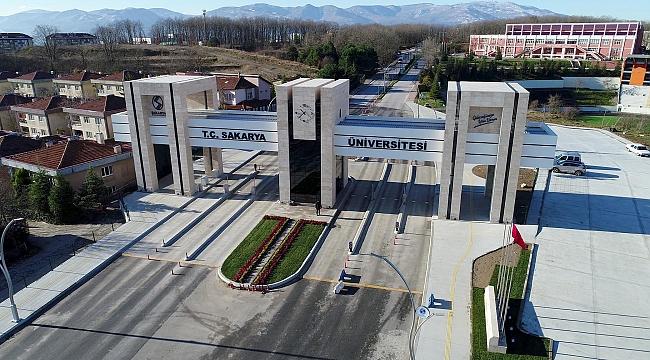 SAÜ En Çalışkan Üniversiteler Arasında