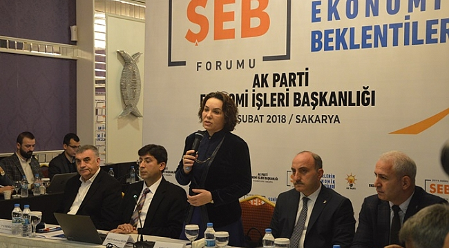 Şehirlerin Ekonomik Beklentileri (ŞEB) Forumu Gerçekleşti