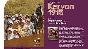 AKM'de Film Gösterimi Ve Söyleşi Bir Arada