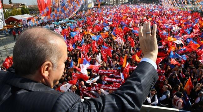 Cumhurbaşkanımız Sayın Recep Tayyip Erdoğan İlimize Teşrif Etti
