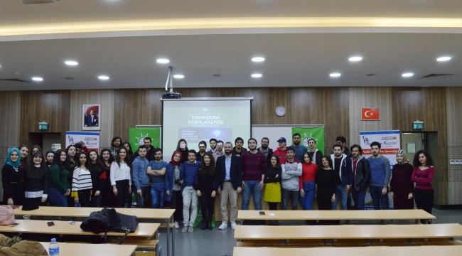 Fikir ile Gelecek Topluluğu Üyeleri Tanıştı
