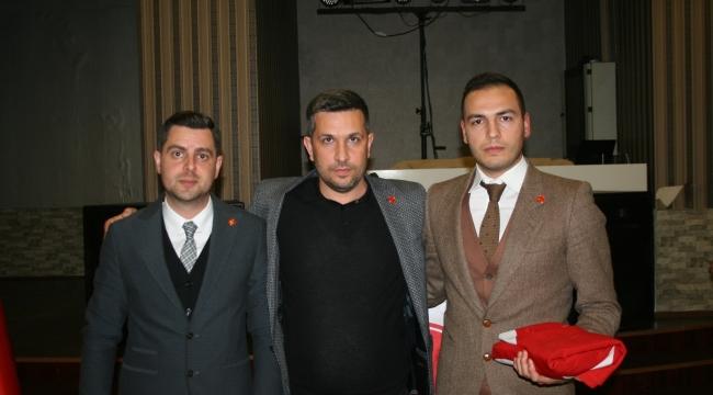 MBD Sakarya İl Başkanı Hayati Özsipahi Oldu