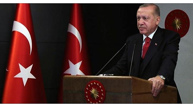 Erdoğan 'Bayram Sonrası Normal Hayata Geçmeyi Hedefliyoruz'